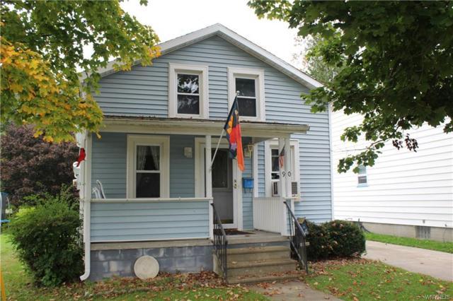 90 Exchange Street, Attica, NY 14011 (MLS #B1153621) :: BridgeView Real Estate Services
