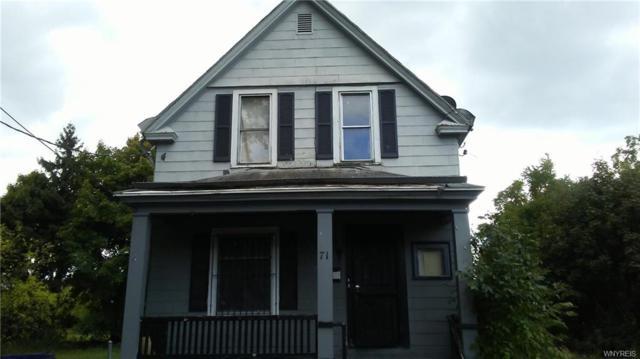 71 Moeller Street, Buffalo, NY 14211 (MLS #B1154335) :: The Chip Hodgkins Team