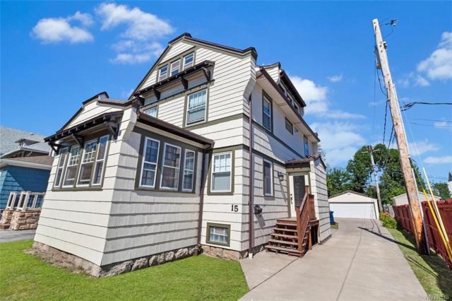 15 Tennyson Avenue, Buffalo, NY 14216 (MLS #B1154426) :: Updegraff Group