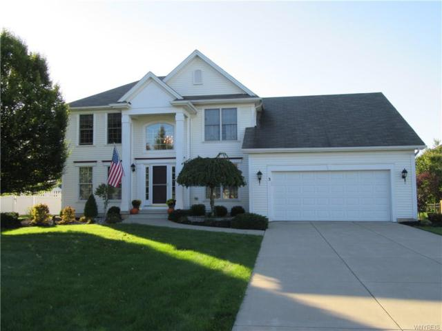 3 Peachtree Court, Lancaster, NY 14086 (MLS #B1154843) :: Updegraff Group