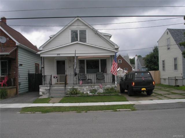 93 Pleasant Parkway, Cheektowaga, NY 14206 (MLS #B1155346) :: The CJ Lore Team | RE/MAX Hometown Choice
