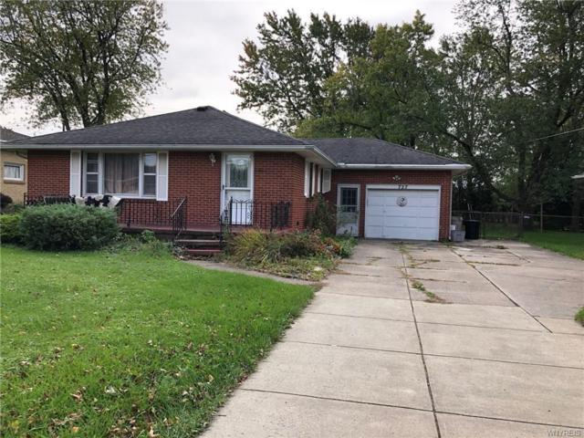 727 East And West Road, West Seneca, NY 14224 (MLS #B1155510) :: Updegraff Group