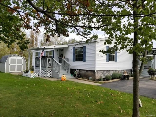 824 Stoneybrook, Clarendon, NY 14470 (MLS #B1155589) :: Robert PiazzaPalotto Sold Team