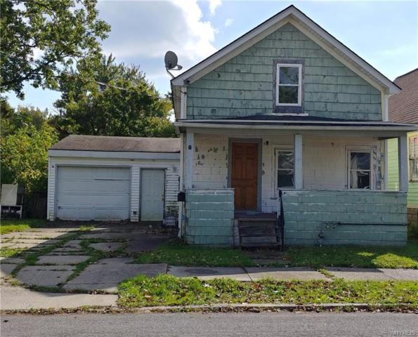 191 Miller Street, North Tonawanda, NY 14120 (MLS #B1155637) :: Robert PiazzaPalotto Sold Team