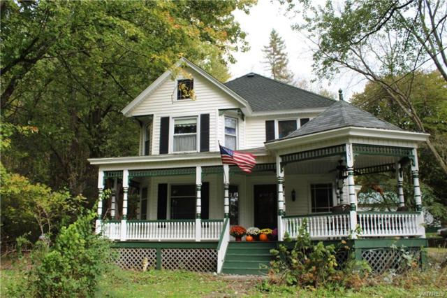 7303 Old State Road, Covington, NY 14525 (MLS #B1156287) :: BridgeView Real Estate Services