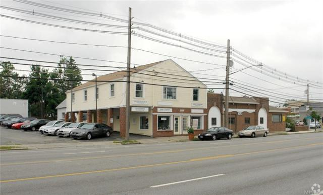 5355 Main Street, Amherst, NY 14221 (MLS #B1156385) :: BridgeView Real Estate Services
