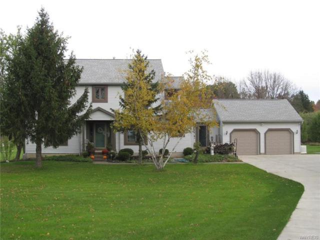 1660 Blakeley Road, Aurora, NY 14052 (MLS #B1157006) :: BridgeView Real Estate Services