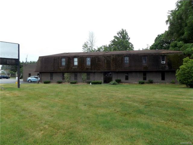 3910 Niagara Falls Boulevard S, Wheatfield, NY 14120 (MLS #B1157527) :: Robert PiazzaPalotto Sold Team