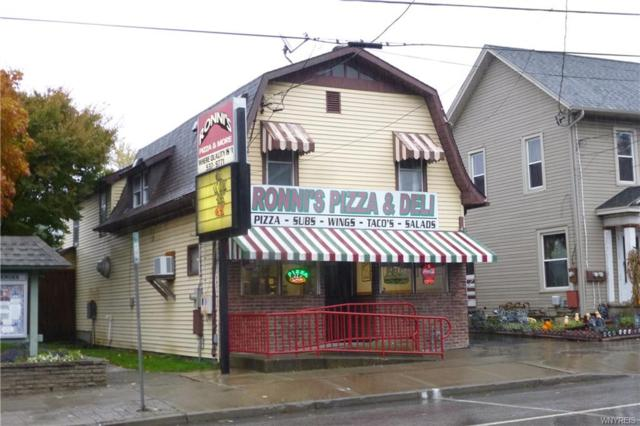 25 N Main Street, Holland, NY 14080 (MLS #B1158268) :: Robert PiazzaPalotto Sold Team