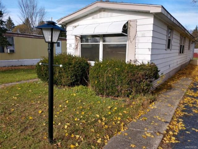 7930 Route 16 #71, Franklinville, NY 14737 (MLS #B1158426) :: The CJ Lore Team | RE/MAX Hometown Choice