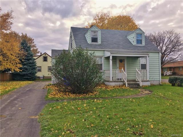 643 Mineral Springs Road, West Seneca, NY 14224 (MLS #B1159380) :: MyTown Realty
