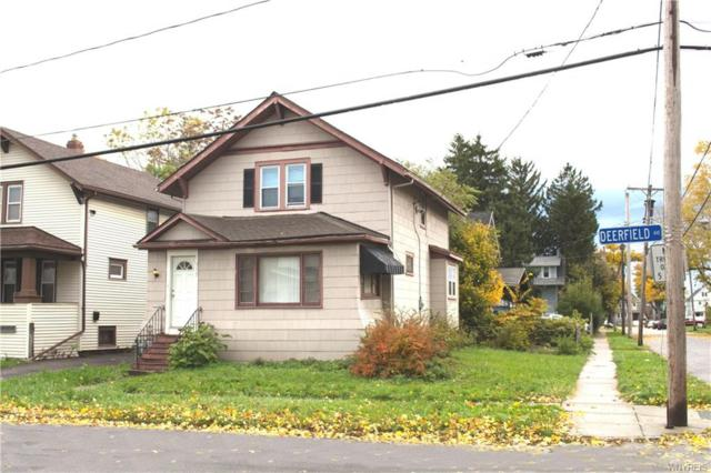 333 Deerfield Avenue, Buffalo, NY 14215 (MLS #B1159391) :: The Rich McCarron Team