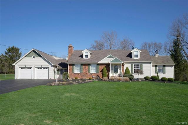 882 Mill Road, Aurora, NY 14052 (MLS #B1159621) :: BridgeView Real Estate Services