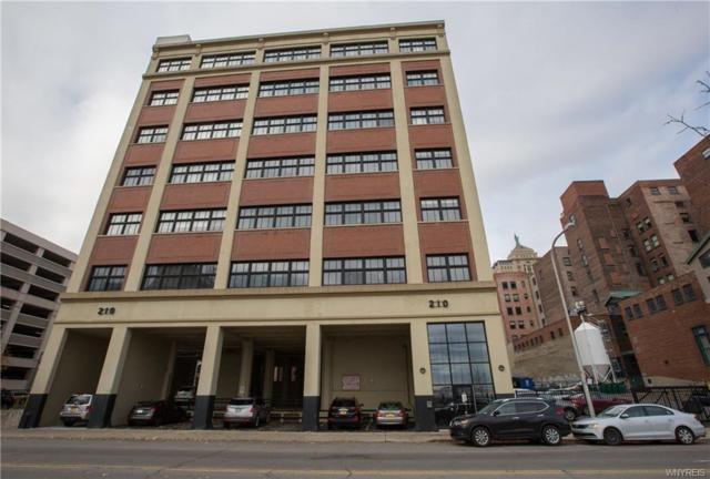 210 Ellicott Street #304, Buffalo, NY 14203 (MLS #B1159870) :: Updegraff Group