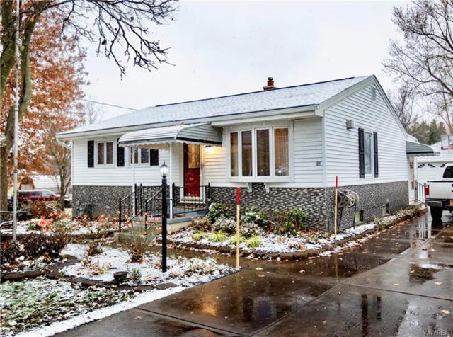260 Schultz Road, West Seneca, NY 14224 (MLS #B1160242) :: The Chip Hodgkins Team