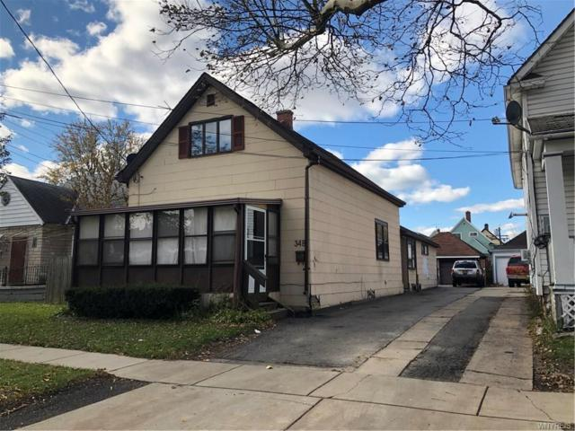 348 Ideal Street, Buffalo, NY 14206 (MLS #B1160794) :: The Rich McCarron Team