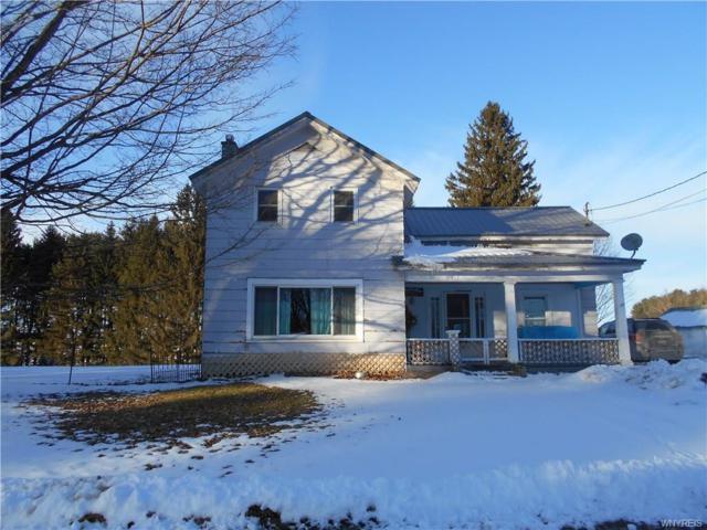 3494 Roszyk Hill Road, Machias, NY 14101 (MLS #B1168500) :: BridgeView Real Estate Services