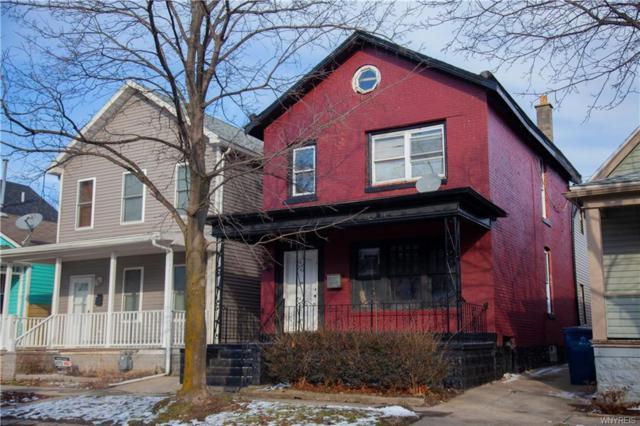 249 Whitney Place, Buffalo, NY 14201 (MLS #B1168709) :: The Chip Hodgkins Team