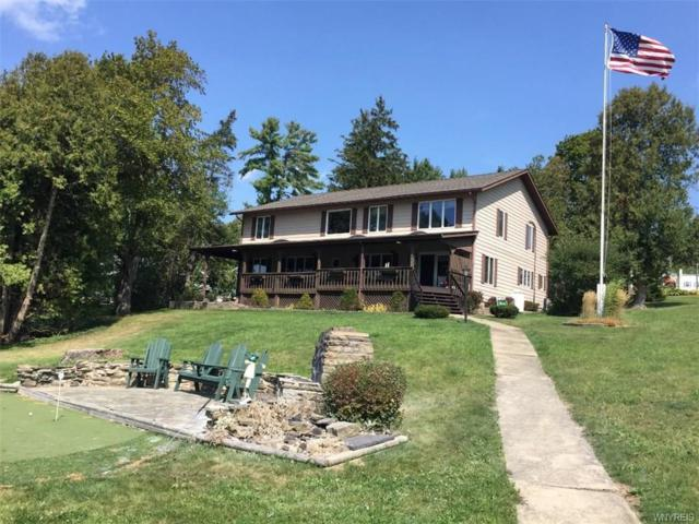 344 N Shore Rd/County Rd 7, Cuba, NY 14727 (MLS #B1171957) :: BridgeView Real Estate Services