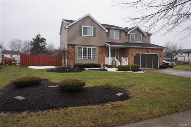 20 Country Place, Lancaster, NY 14086 (MLS #B1172219) :: The CJ Lore Team | RE/MAX Hometown Choice