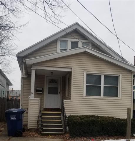 54 E East End Avenue, Buffalo, NY 14225 (MLS #B1172784) :: MyTown Realty