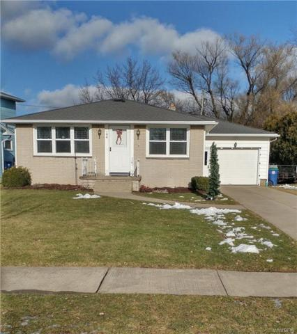 196 Imperial Drive, Amherst, NY 14226 (MLS #B1173365) :: BridgeView Real Estate Services