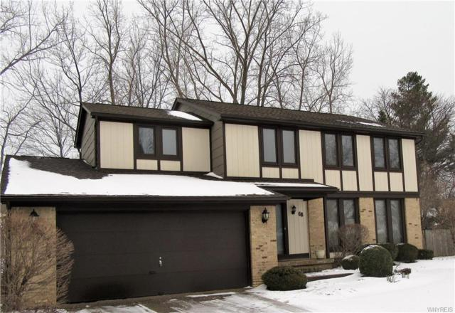 68 Woodshire N, Amherst, NY 14068 (MLS #B1173420) :: BridgeView Real Estate Services