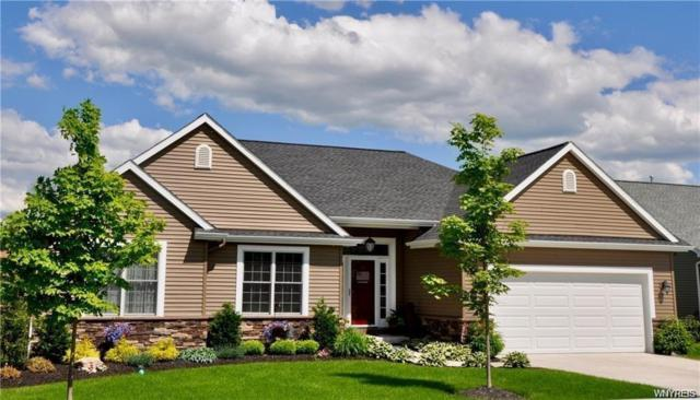8 Hidden Meadow, Lancaster, NY 14086 (MLS #B1173614) :: BridgeView Real Estate Services