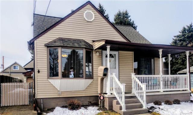 238 Rossler Avenue, Cheektowaga, NY 14206 (MLS #B1173618) :: BridgeView Real Estate Services