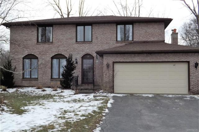 17 Kinderhook Court, Amherst, NY 14051 (MLS #B1173688) :: BridgeView Real Estate Services