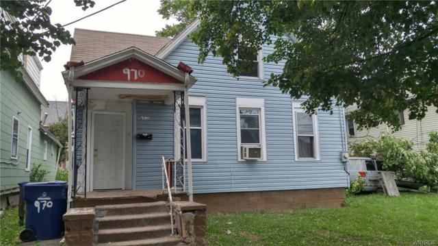 970 West Avenue, Buffalo, NY 14213 (MLS #B1173852) :: BridgeView Real Estate Services