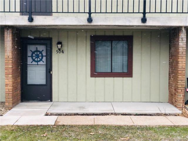 504 Edgewater Drive #504, Westfield, NY 14787 (MLS #B1174159) :: The Rich McCarron Team