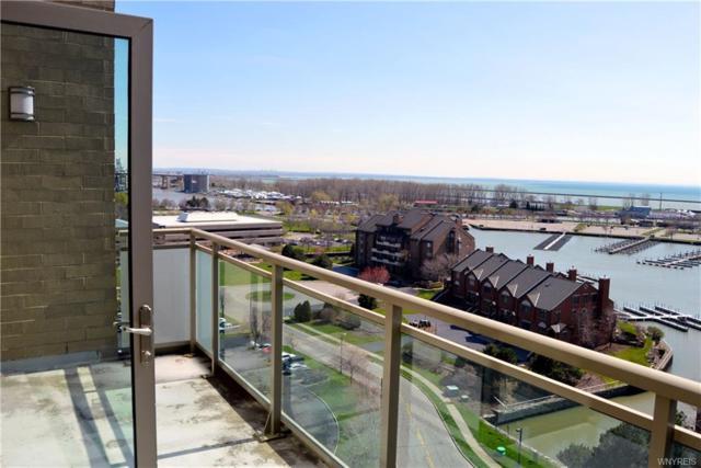 132 Lakefront Boulevard #1001, Buffalo, NY 14202 (MLS #B1174225) :: Robert PiazzaPalotto Sold Team
