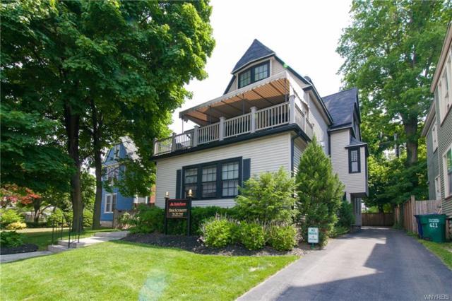 615 Elmwood Avenue, Buffalo, NY 14222 (MLS #B1174784) :: BridgeView Real Estate Services
