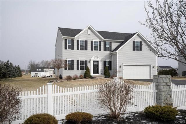 4907 Cloverleaf Lane, Pendleton, NY 14094 (MLS #B1175225) :: BridgeView Real Estate Services