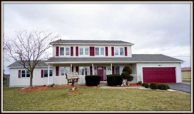 2415 Lockport Road, Wheatfield, NY 14132 (MLS #B1175284) :: BridgeView Real Estate Services
