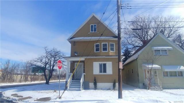 143 Weaver Street, Buffalo, NY 14206 (MLS #B1175441) :: BridgeView Real Estate Services