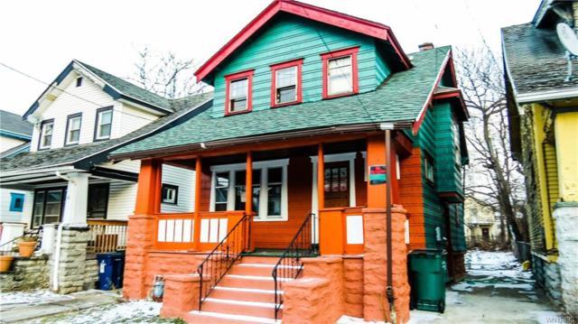 61 Rickert Avenue, Buffalo, NY 14211 (MLS #B1175795) :: BridgeView Real Estate Services