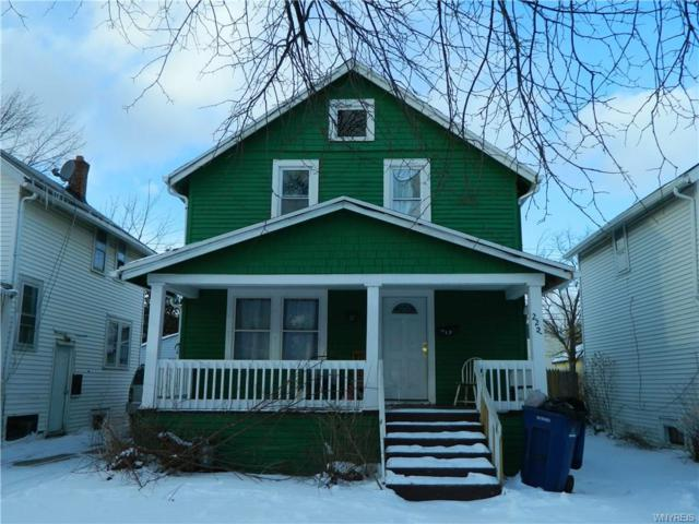 222 Shirley Avenue, Buffalo, NY 14215 (MLS #B1176218) :: BridgeView Real Estate Services