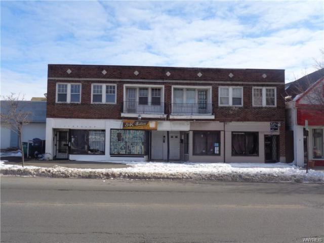 3215 Bailey Avenue, Buffalo, NY 14215 (MLS #B1176859) :: Updegraff Group
