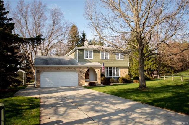 74 Clover Court, Orchard Park, NY 14127 (MLS #B1177429) :: Robert PiazzaPalotto Sold Team