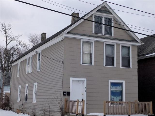 53 Pershing Avenue, Buffalo, NY 14211 (MLS #B1177479) :: The Glenn Advantage Team at Howard Hanna Real Estate Services