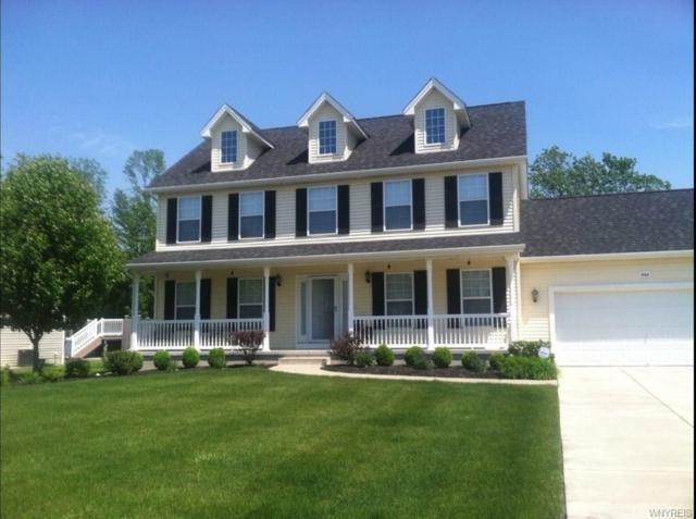 3464 Ashwood Drive, Wheatfield, NY 14120 (MLS #B1177645) :: BridgeView Real Estate Services