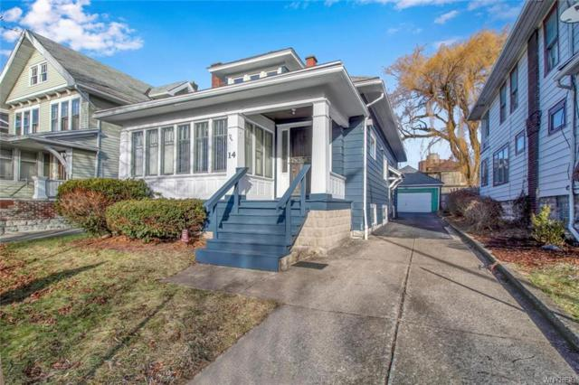 14 Hedley Place, Buffalo, NY 14208 (MLS #B1178191) :: BridgeView Real Estate Services