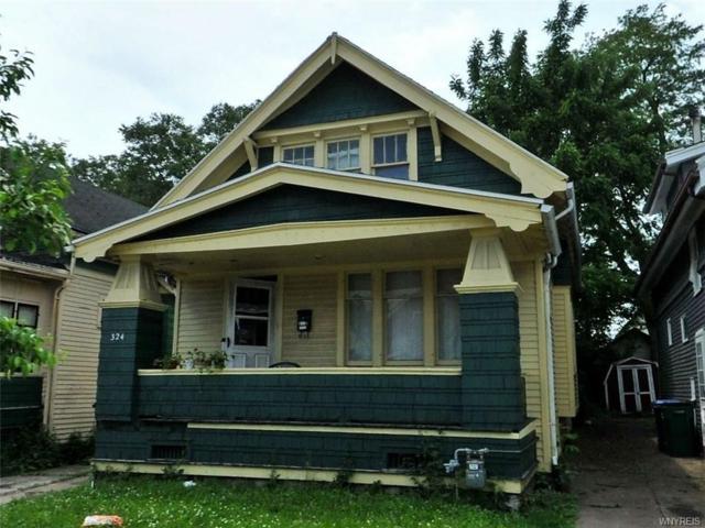 324 Grider Street, Buffalo, NY 14215 (MLS #B1178344) :: Updegraff Group