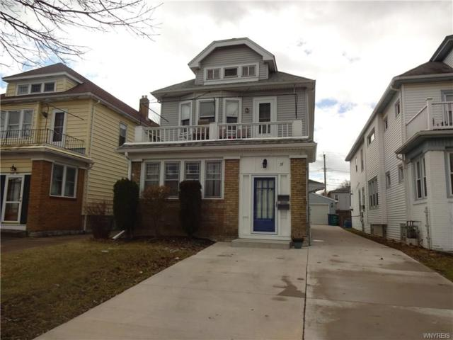 37 Tacoma Avenue, Buffalo, NY 14216 (MLS #B1178706) :: BridgeView Real Estate Services