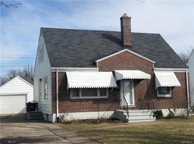 11 Newport Avenue, Buffalo, NY 14216 (MLS #B1178756) :: BridgeView Real Estate Services