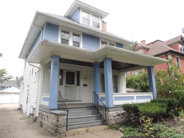 98 Tillinghast Place, Buffalo, NY 14216 (MLS #B1178934) :: BridgeView Real Estate Services