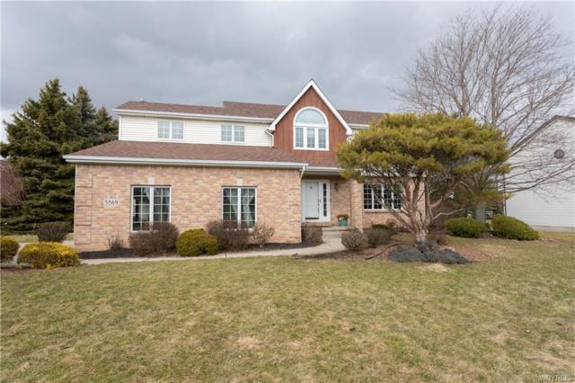 5869 Forest Creek Drive, Clarence, NY 14051 (MLS #B1179030) :: BridgeView Real Estate Services