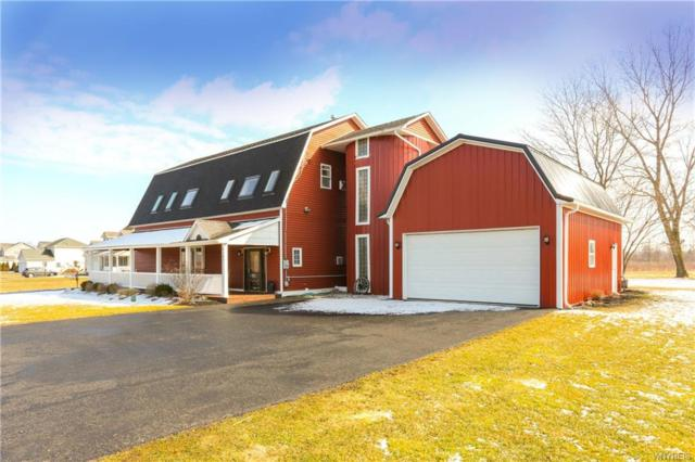 6197 Dye Road, Newstead, NY 14001 (MLS #B1179334) :: Updegraff Group
